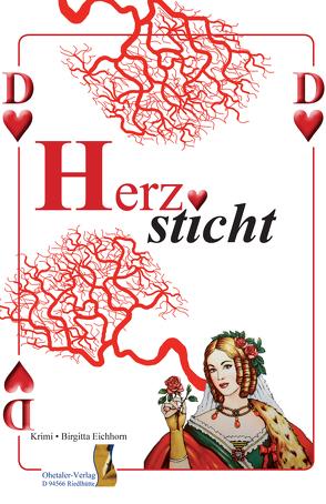 Herz sticht von Eichhorn,  Birgitta