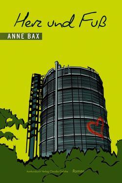 Herz und Fuß von Bax,  Anne