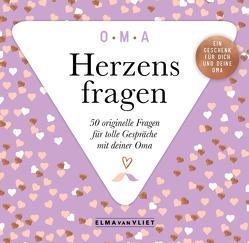 Herzensfragen OMA von Heinemann,  Ilka, Kuhlemann,  Matthias, Vliet,  Elma van