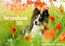 Herzenshunde 2019 (Tischkalender 2019 DIN A5 quer) von Kudla,  Madlen
