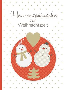 Herzenswünsche zur Weihnachtszeit von Wiesinger,  Maria