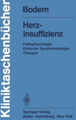Herzinsuffizienz von Bodem,  G.