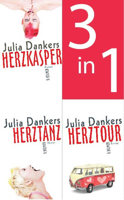 Herzkasper / Herztanz / Herztour (3in1-Bundle) von Dankers,  Julia