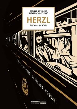 Herzl – Eine europäische Geschichte von Pavlenko,  Alexander, Thimme,  Eva-Maria, Toledo,  Camille de