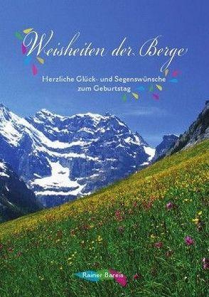 Herzliche Glück und Segenswünsche zum Geburstag – Nr. 528 von Bareis,  Rainer