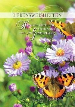 Herzliche Glück und Segenswünsche zum Geburstag – Nr. 533 von Bareis,  Rainer