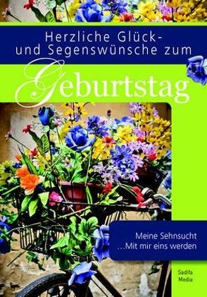 Herzliche Glück- und Segenswünsche zum Geburtstag – Nr. 589 von Rainer,  Bareis