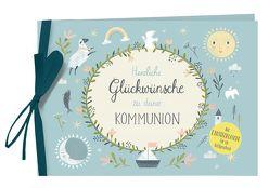 Herzliche Glückwünsche zu deiner Kommunion – VE5 von Brielmaier,  Beate, Schulte,  Tina