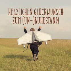 Herzlichen Glückwunsch zum (Un-)Ruhestand von Korsch Verlag