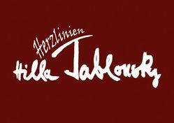 Herzlinien von Jablonsky,  Hilla, zu Mecklenburg,  Christina