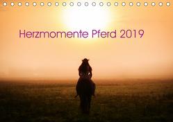 Herzmomente Pferd 2019 (Tischkalender 2019 DIN A5 quer) von Gauger,  Jenny