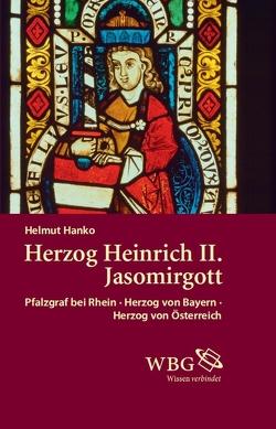 Herzog Heinrich II. Jasomirgott von Strohbach-Hanko,  Helmut