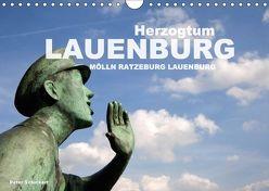 Herzogtum Lauenburg (Wandkalender 2018 DIN A4 quer) von Schickert,  Peter