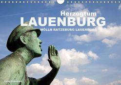 Herzogtum Lauenburg (Wandkalender 2019 DIN A4 quer) von Schickert,  Peter