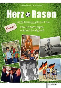 Herzrasen von Homann,  Ulrich, Müller,  Tim