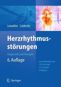 Herzrhythmusstörungen von Lewalter,  Thorsten, Luederitz,  Berndt