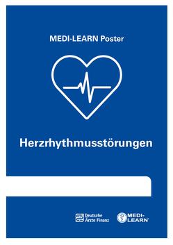Herzrhythmusstörungen von Marx,  Daniel, MEDI-LEARN Verlag GbR, Plappert,  Dr. med. Thomas, Weier,  Christian