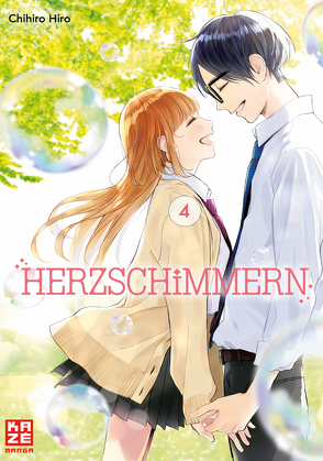 Herzschimmern – Band 4 (Finale) von Bockel,  Antje, Hiro,  Chihiro