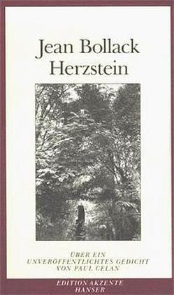 Herzstein von Bollack,  Jean, Szondi,  Peter, Wögerbauer,  Werner