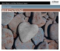 Herzsteine von Beyer,  Marit, Jansen,  Hanna, Ruhbaum,  Max, Walz,  Tina