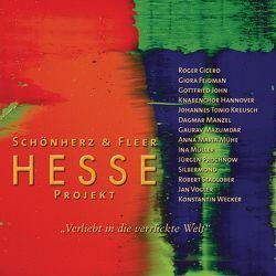 Hesse Projekt 2 von Feidman,  Giora, Fleer,  Angelica, Hesse,  Hermann, John,  Gottfried, Mazumdar,  Gaurav, Müller,  Ina, Schönherz,  Richard, Stadlober,  Robert, Wecker,  Konstantin
