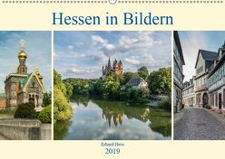 Hessen in Bildern (Wandkalender 2019 DIN A2 quer) von Hess,  Erhard