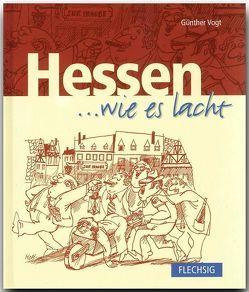 Hessen … wie es lacht von Vogt,  Günter