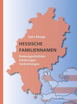 Hessische Familiennamen von Ramge,  Hans