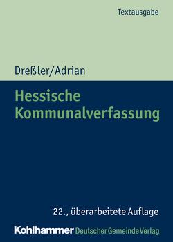 Hessische Kommunalverfassung von Städte- und Gemeindebund,  Hessischer