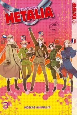 Hetalia – Axis Powers 03 von Himaruya,  Hidekaz