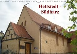 Hettstedt Südharz (Wandkalender 2018 DIN A4 quer) von Ohmer,  Jana