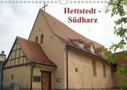 Hettstedt Südharz (Wandkalender 2019 DIN A4 quer) von Ohmer,  Jana