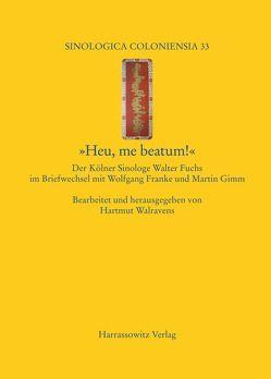 'Heu, me beatum!' von Walravens,  Hartmut