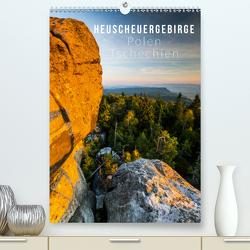 Heuscheuergebirge (Premium, hochwertiger DIN A2 Wandkalender 2021, Kunstdruck in Hochglanz) von Gospodarek,  Mikolaj
