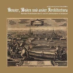 Heuser, Buden und ander Architectura von Jäger,  Michael, Kahle,  Sabine, Möller,  Gunnar, Schleinert,  Dirk, Thomas,  Friedericke