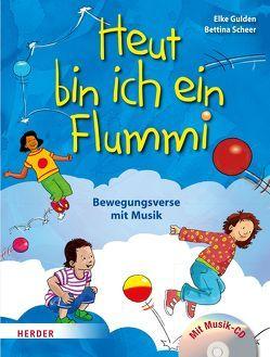 Heut' bin ich ein Flummi! von Gulden,  Elke, Scheer,  Bettina, Wasem,  Marco, Wöstheinrich,  Anne
