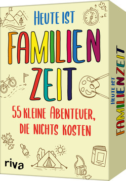 Heute ist Familienzeit von Wiechmann,  Daniel