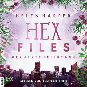 Hex Files – Verhexte Feiertage von Harper,  Helen, Meisheit,  Yesim