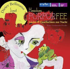 Hexchen Purpurfee von Bellmann,  Dieter, Preuße,  Gerdamarie