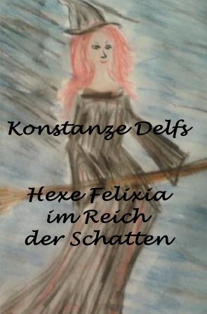 Hexe Felixia im Reich der Schatten von Delfs,  Konstanze