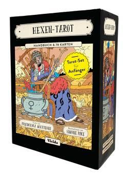 Hexen-Tarot von Matteoni,  Francesca, Pace,  Simone