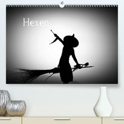 HexenCH-Version (Premium, hochwertiger DIN A2 Wandkalender 2020, Kunstdruck in Hochglanz) von Villard,  Michel