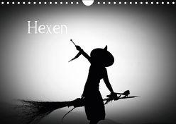HexenCH-Version (Wandkalender 2019 DIN A4 quer) von Villard,  Michel