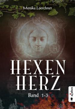 Hexenherz. Teil 1-3 von Loerchner,  Monika