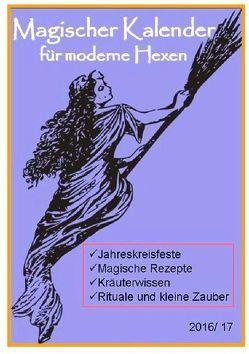 Hexenkalender 2016/17 von Glaschke,  Stefanie