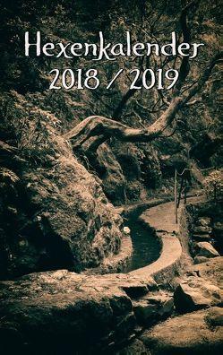 Hexenkalender 2018/2019 von Cramm,  Sandra