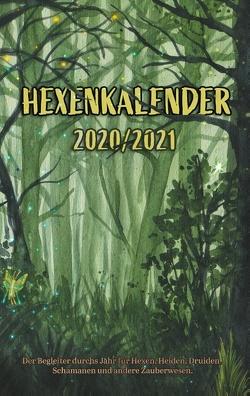Hexenkalender 2020/2021 (Taschenbuch) von Cramm,  Sandra