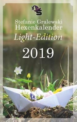 Hexenkalender – Light-Edition – 2019 von Gralewski,  Stefanie
