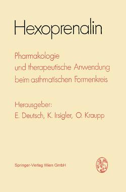 Hexoprenalin von Deutsch,  Erwin, Irsigler,  Karl, Kraupp,  O.