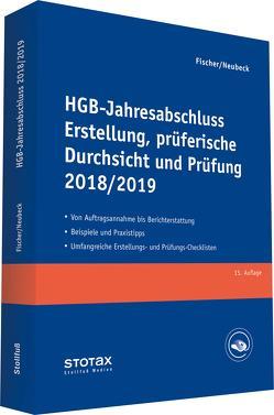 HGB-Jahresabschluss – Erstellung, prüferische Durchsicht und Prüfung 2018/19 von Fischer,  Dirk, Neubeck,  Guido